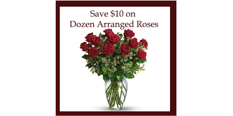 Send flowers to Campbell, CA with Citti's Florists, your local Campbell florist