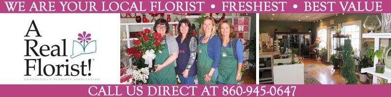 Send flowers to Watertown, CT with Agnew Florist, your local Watertown florist