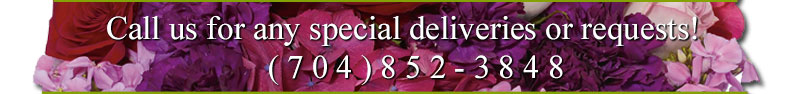 Send flowers to Gastonia, NC with Climbing the Walls, your local Gastonia florist