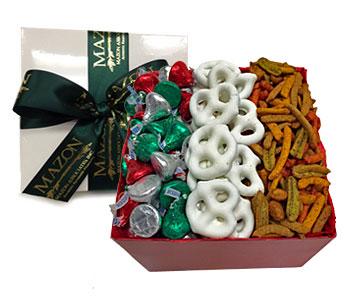 delicious goodies that you can personalize with YOUR logo!
