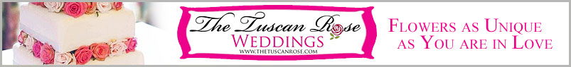 Weddings by the Tuscan Rose Florist