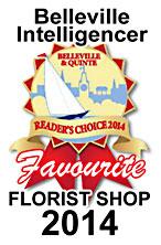 Barbers Flowers - Readers Choice 2014 Winner!
