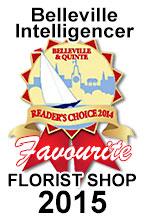 Barbers Flowers - Readers Choice 2015 Winner!