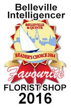 Barbers Flowers - Readers Choice 2016 Winner!