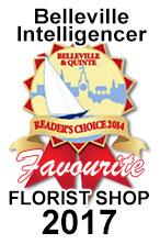 Barbers Flowers - Readers Choice 2017 Winner!