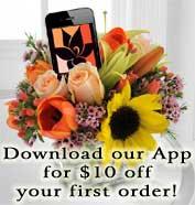 Topper's Floral App