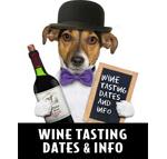 Wine Tasting Dates & Info