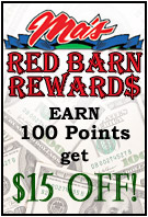 Red Barn Rewards Program